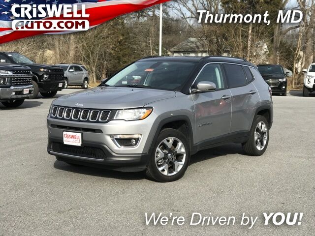 2019 Jeep Compass Limited Thurmont MD