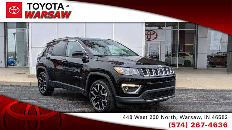 2019 Jeep Compass Limited Warsaw IN