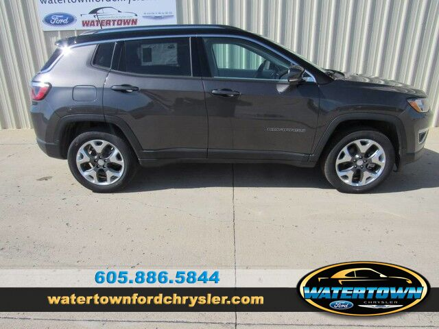 2019 Jeep Compass Limited Watertown SD