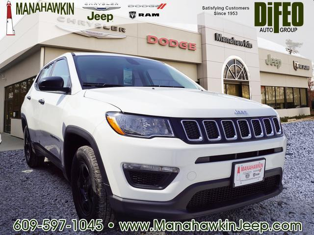 2019 Jeep Compass SPORT FWD