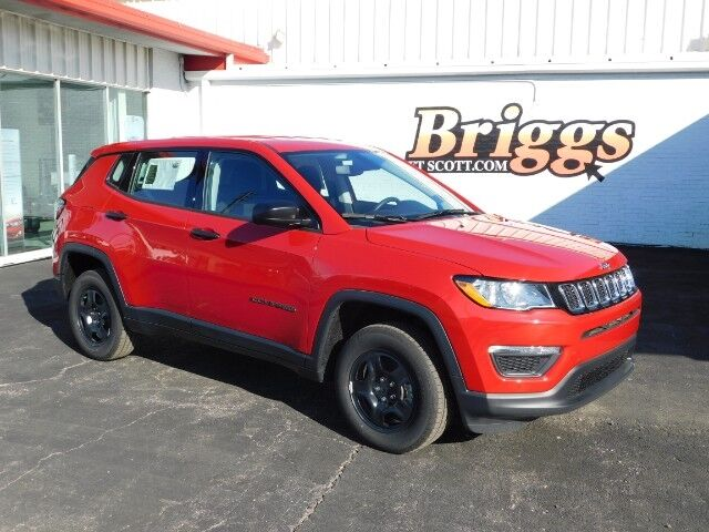 2019 Jeep Compass Sport 4x4 Fort Scott KS