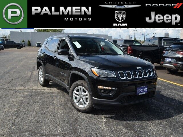 2019 Jeep Compass Sport Racine WI