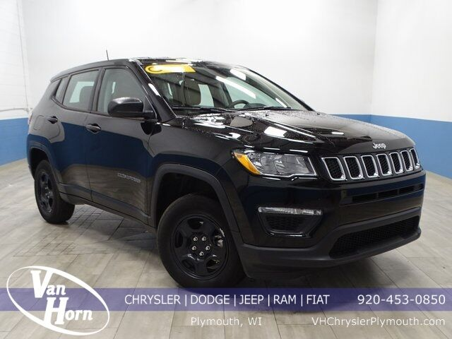 2019 Jeep Compass Sport Plymouth WI