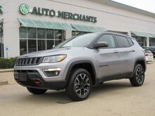 2019_Jeep_Compass_Trailhawk 4WD APPLE CARE PLAY, BACKUP CAM, PUSH BUTTON START, REAR CLIMATE_ Plano TX