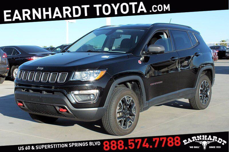 2019 Jeep Compass Trailhawk 4WD *WELL MAINTAINED* Mesa AZ