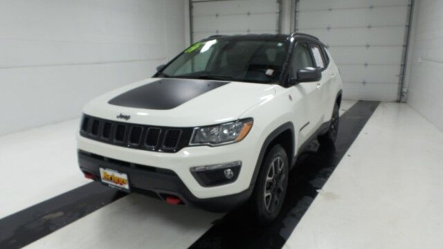 2019 Jeep Compass Trailhawk 4x4 Topeka KS
