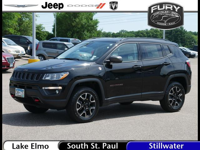 2019 Jeep Compass Trailhawk 4x4 Lake Elmo MN