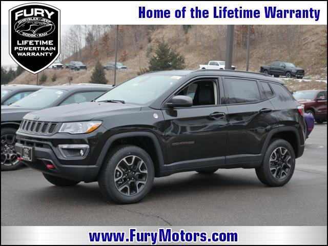 2019 Jeep Compass Trailhawk 4x4 Stillwater MN