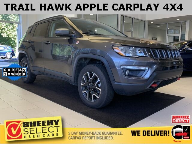 2019 Jeep Compass Trailhawk APPLE CAR PLAY GOOGLE ANDROID AUTO Annapolis MD