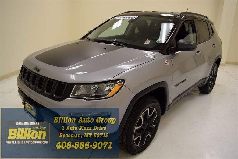 2019 Jeep Compass Trailhawk Bozeman MT