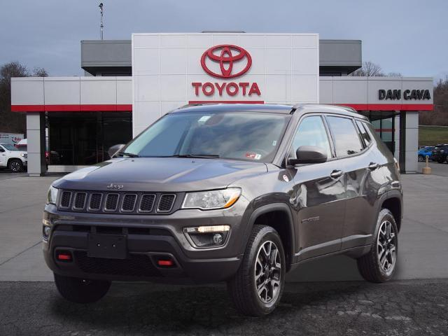 2019 Jeep Compass Trailhawk Whitehall WV