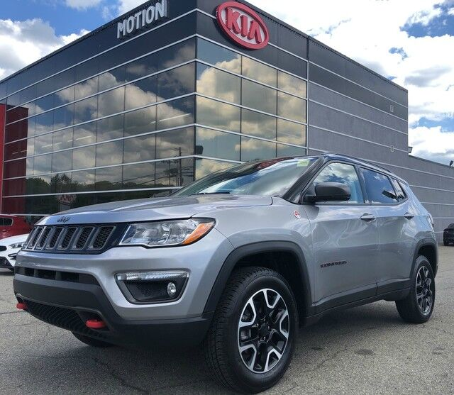 2019 Jeep Compass Trailhawk Hackettstown NJ