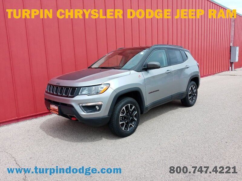 2019 Jeep Compass Trailhawk Dubuque IA