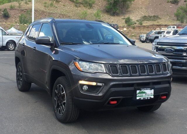 2019 Jeep Compass Trailhawk Durango CO