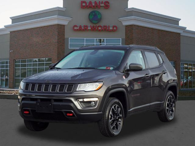 2019 Jeep Compass Trailhawk Bridgeport WV
