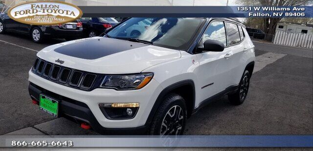 2019 Jeep Compass Trailhawk Fallon NV
