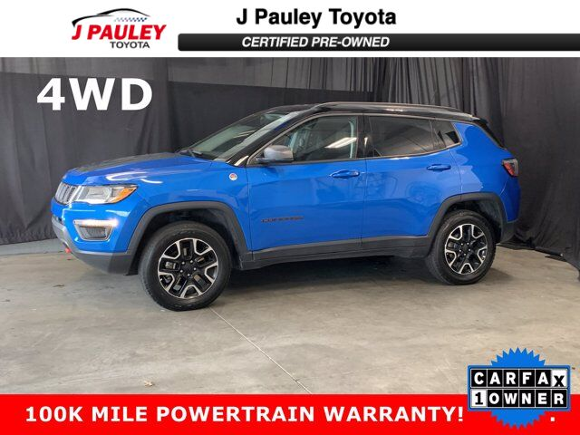 2019 Jeep Compass Trailhawk Fort Smith AR
