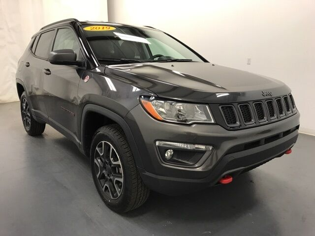 2019 Jeep Compass Trailhawk Holland MI