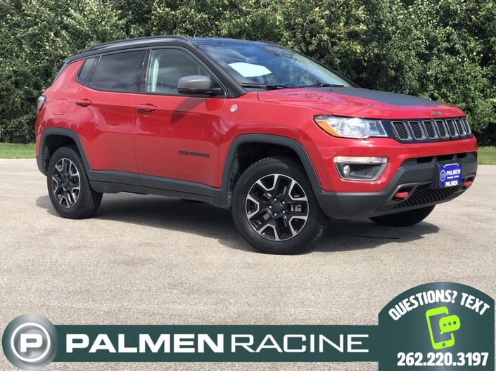 2019 Jeep Compass Trailhawk Racine WI