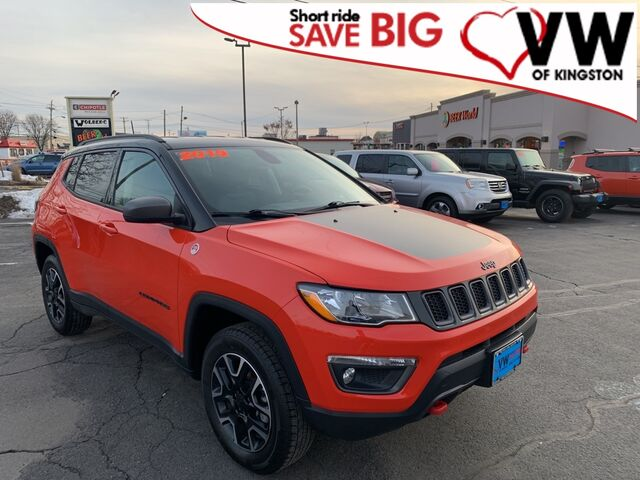 2019 Jeep Compass Trailhawk Kingston NY