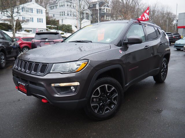 2019 Jeep Compass Trailhawk Lexington MA