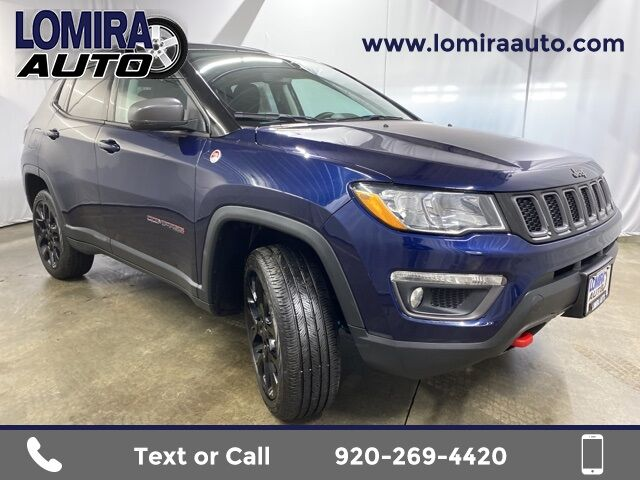2019 Jeep Compass Trailhawk Lomira WI