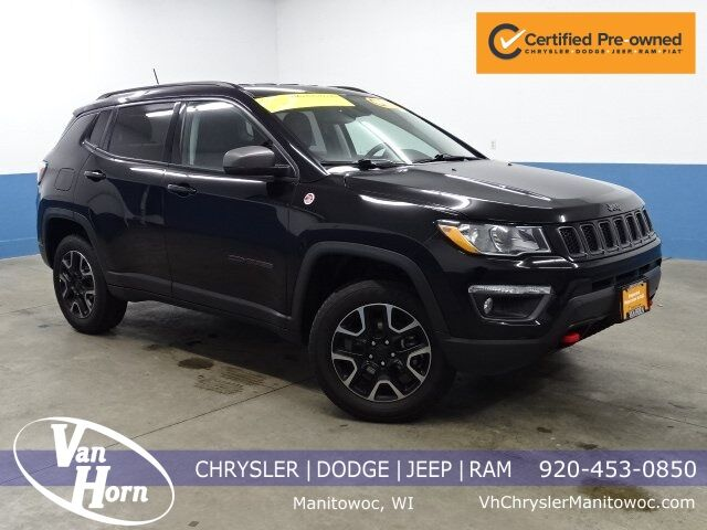 2019 Jeep Compass Trailhawk Manitowoc WI