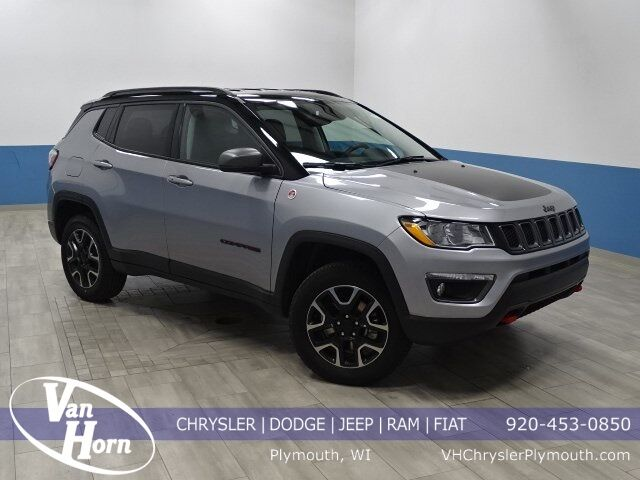 2019 Jeep Compass Trailhawk Milwaukee WI