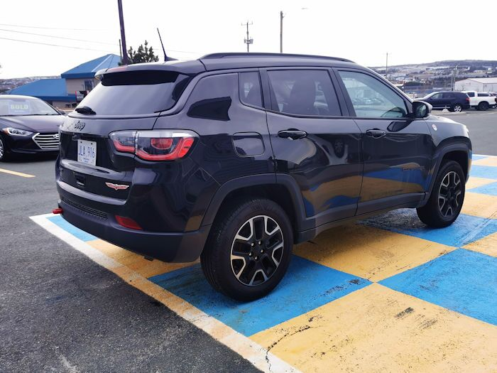 2019 Jeep Compass Trailhawk Mount Pearl NL