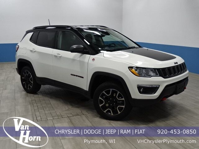 2019 Jeep Compass Trailhawk Plymouth WI