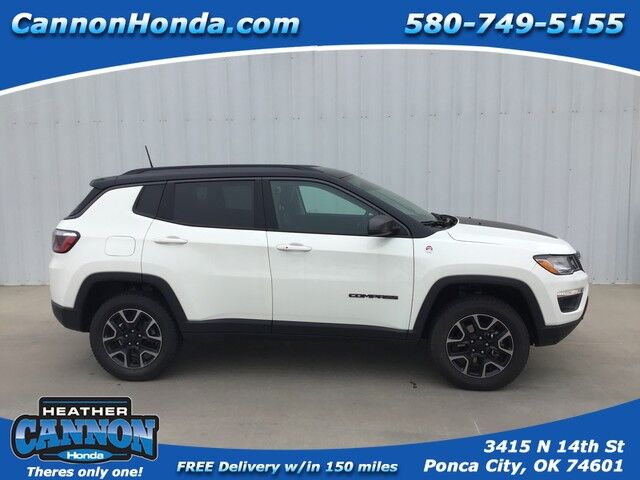 2019 Jeep Compass Trailhawk Ponca City OK