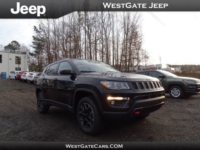 2019 Jeep Compass Trailhawk Raleigh NC