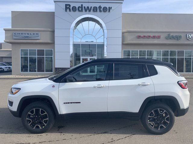 2019 Jeep Compass Trailhawk Redwater AB