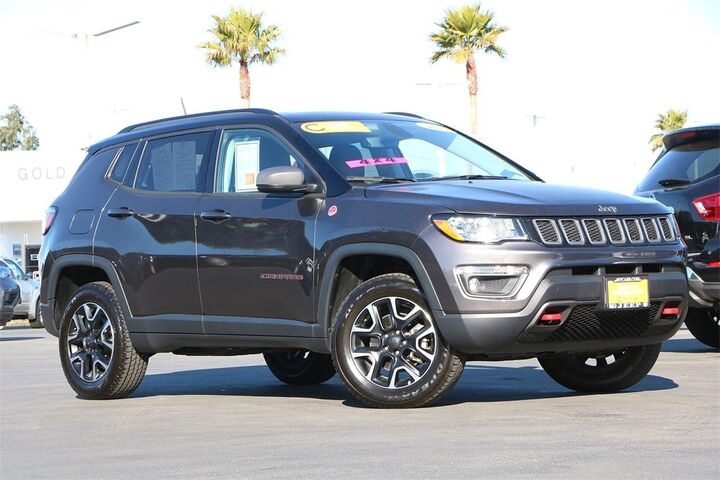 2019 Jeep Compass Trailhawk Salinas CA