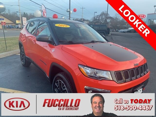 2019 Jeep Compass Trailhawk Schenectady NY