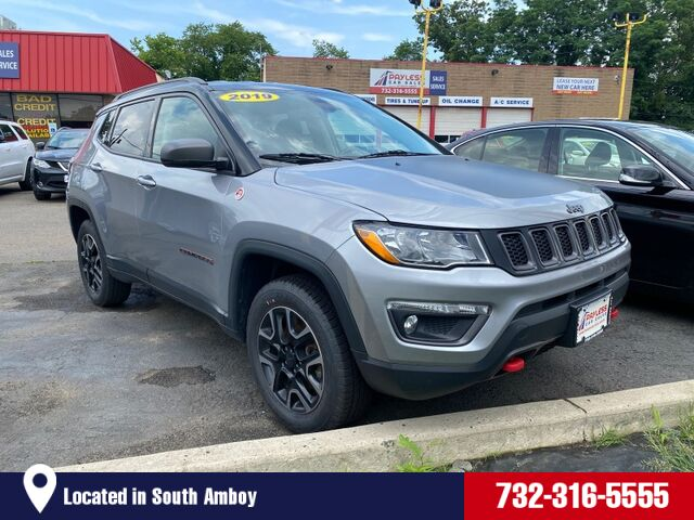 2019 Jeep Compass Trailhawk South Amboy NJ
