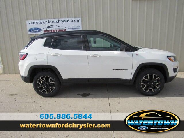 2019 Jeep Compass Trailhawk Watertown SD