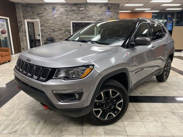 2019 Jeep Compass Trailhawk Worcester MA