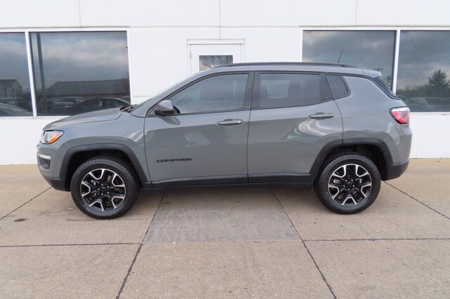 2019 Jeep Compass Upland Edition 4X4 Moline IL