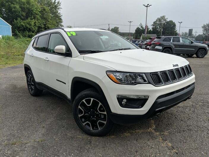 2019 Jeep Compass Upland Edition Owego NY
