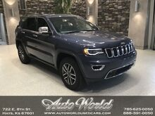 2019_Jeep_GR CHEROKEE LIMITED 4X4__ Hays KS