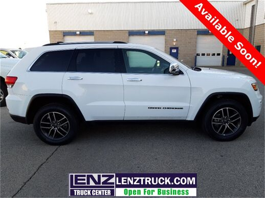 2019_Jeep_Grand Cherokee_4WD Limited_ Fond du Lac WI