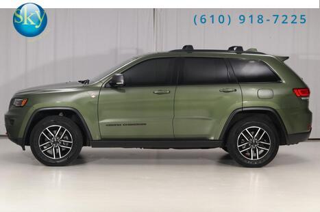 Jeep Grand Cherokee 4WD Trailhawk 2019