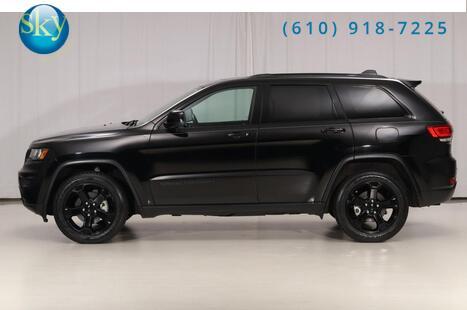 Jeep Grand Cherokee 4WD Upland 2019