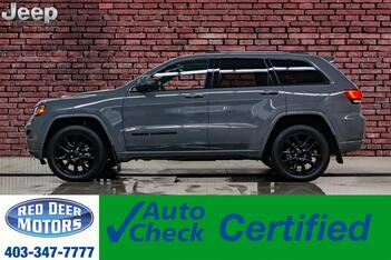 2019_Jeep_Grand Cherokee_4x4 Laredo Altitude Leather Roof Nav BCam_ Red Deer AB