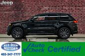 2019 Jeep Grand Cherokee 4x4 Overland High Altitude Leather Roof Nav BCam