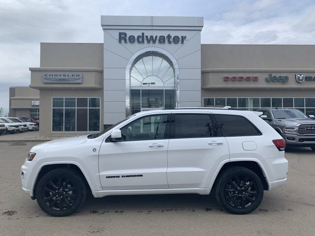 2019 Jeep Grand Cherokee Altitude - Demo Special Redwater AB
