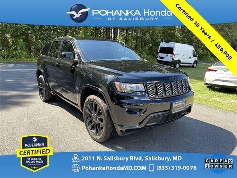 2019_Jeep_Grand Cherokee_Altitude ** Pohanka Certified 10 Year / 100,000 **_ Salisbury MD