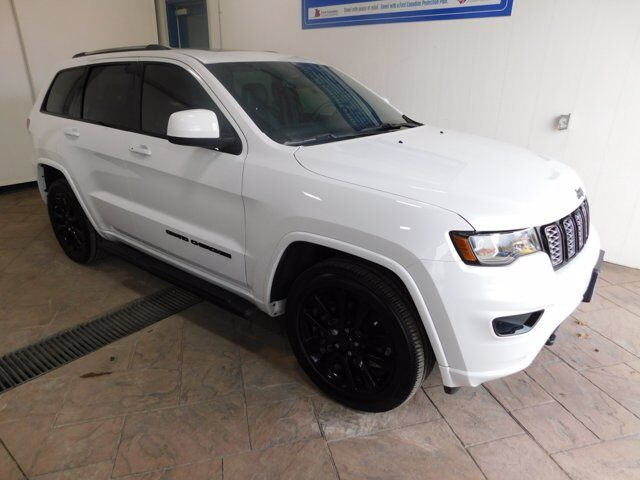 2019 Jeep Grand Cherokee Altitude 4X4 SUNROOF NAVI Listowel ON
