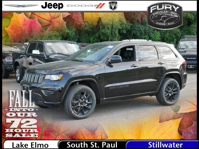 2019 Jeep Grand Cherokee Altitude 4x4 St. Paul MN